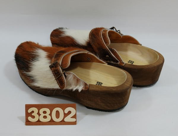 Wooden Clogs Size 37