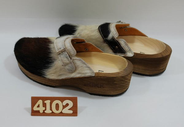 Wooden Clogs Size 41