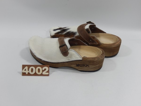 Wooden Clogs Size 40