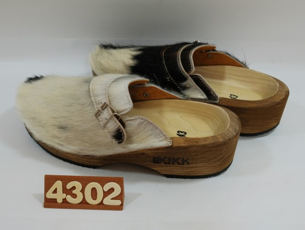 Wooden Clogs Size 43