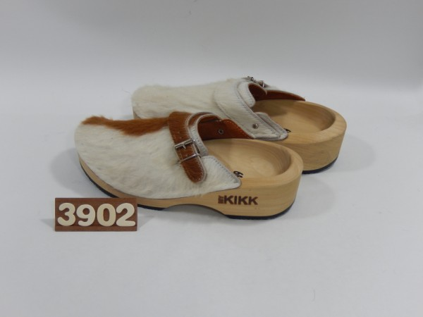 Wooden Clogs Size 39