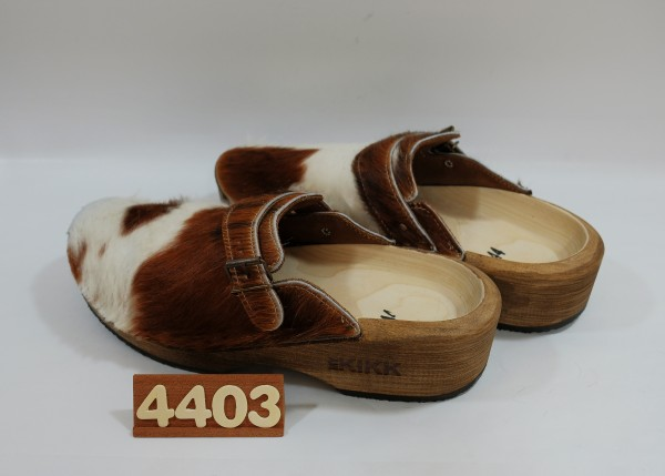 Wooden Clogs Size 44