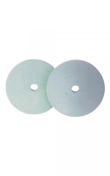 Rubber grinding wheel