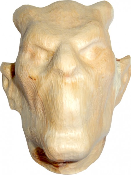 Krampus Mask Nr 5